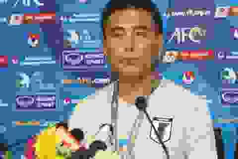 """HLV U19 Nhật Bản: """"HLV Troussier đã bắt bài lối đá của chúng tôi"""""""