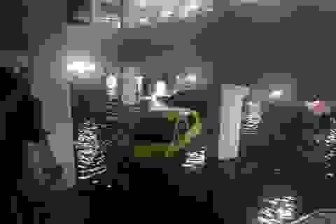 Đà Nẵng cảnh báo các chung cư di tản ô tô, đề phòng ngập nặng