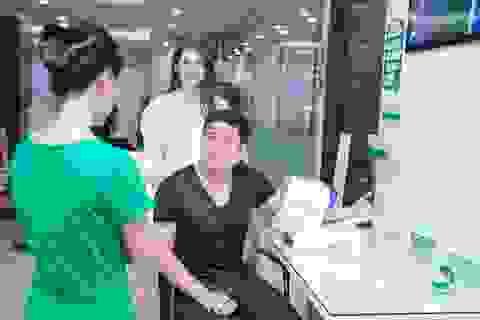"""Vợ chồng diễn viên Minh Tiệp bất ngờ phát hiện cả """"tá"""" bệnh khi đi khám sức khỏe"""