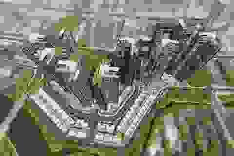 Triển khai tổ hợp resort trên ốc đảo, giữa hồ nhân tạo quy mô lớn ở Sài Gòn