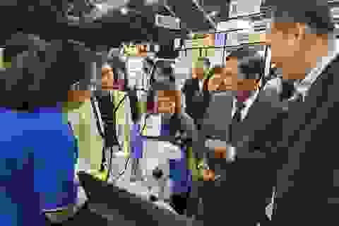 """Techfest Việt """"vươn"""" tới Singapore để thu hút các nhà đầu tư"""