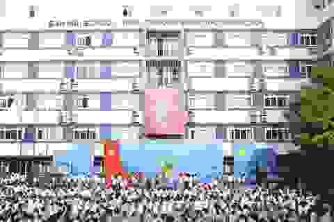 """Trường Tiểu học Ban Mai được công nhận là trường """"Hoa tiêu"""" toàn cầu"""