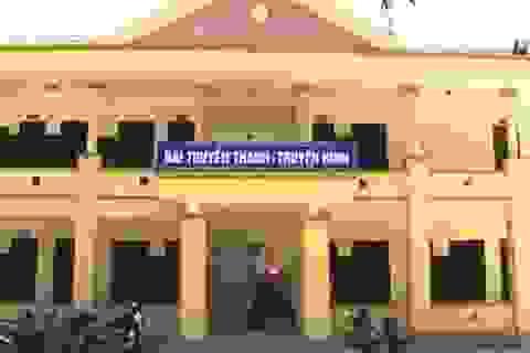 Thanh Hóa giảm 31 trưởng phòng cấp huyện sau sáp nhập