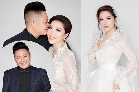 Bảo Thy xác nhận lên xe hoa, tiết lộ ảnh cưới cùng ông xã Phan Lĩnh