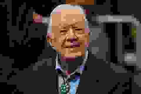 Cựu Tổng thống Mỹ Jimmy Carter nhập viện