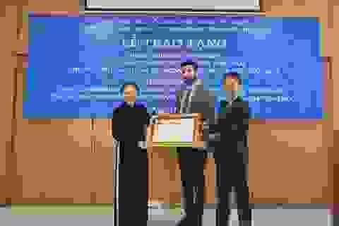 Tổ chức phi chính phủ Australia nhận Huân chương Hữu nghị