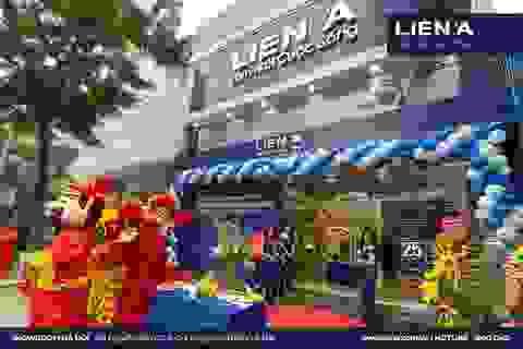Liên Á khai trương showroom thứ 15 tại Hà Nội