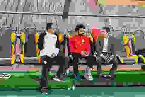 Salah bị loại khỏi đội tuyển Ai Cập vì chấn thương ở trận gặp Man City