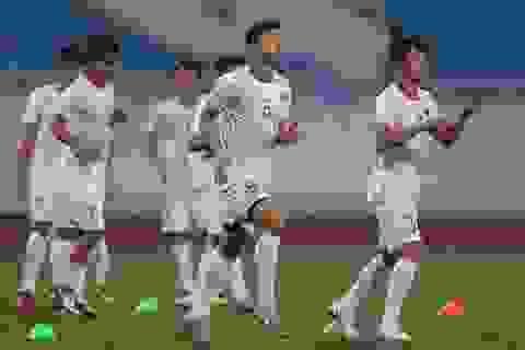 Chờ đấu UAE ở Mỹ Đình, đội tuyển Việt Nam đón tin vui không ngờ