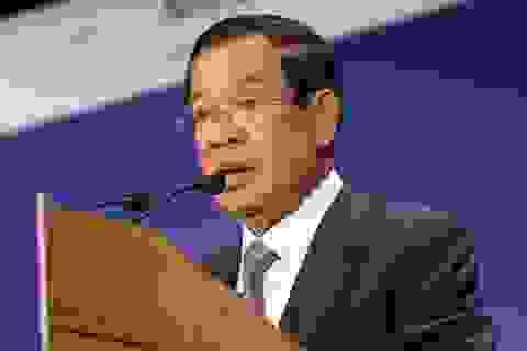 Campuchia tuyên bố đập tan âm mưu lật đổ chính phủ