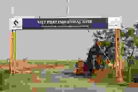 Dự án khu công nghiệp 15 năm chưa đưa vào hoạt động