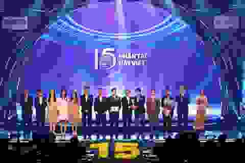 Tự hào 15 năm kiếm tìm, vinh danh nhân tài Việt!