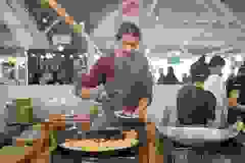 """Ẩm thực Việt chinh phục du khách tại """"Bếp ăn của thế giới"""""""