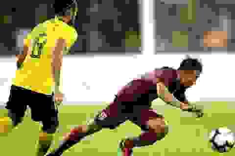 Đội tuyển Thái Lan và bài toán khó mang tên Chanathip Songkrasin
