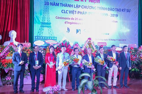 Đà Nẵng: Kỷ niệm 20 năm chương trình đào tạo hợp tác Việt - Pháp