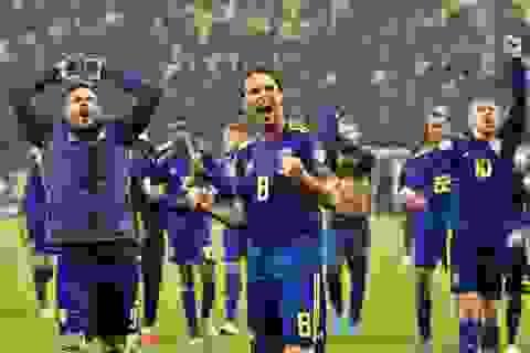 Xác định 12 đội tuyển dự Euro 2020