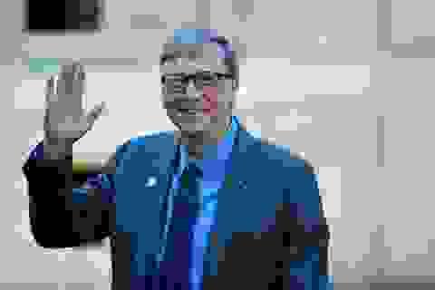 Tỷ phú Bill Gates trở lại ngôi vị người giàu nhất thế giới