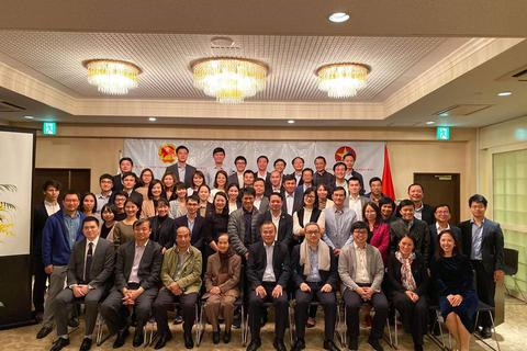 Thành lập Hội trí thức Việt Nam tại Nhật Bản