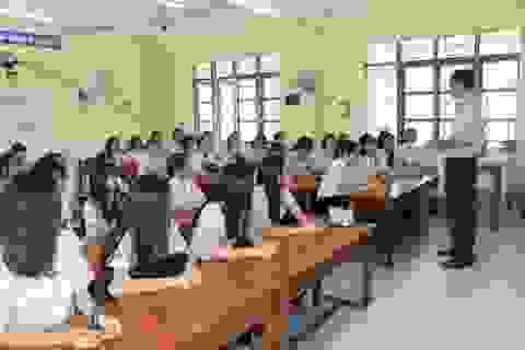 Phú Yên: Đề nghị dừng tuyển 910 biên chế giáo dục để xét tuyển đặc cách