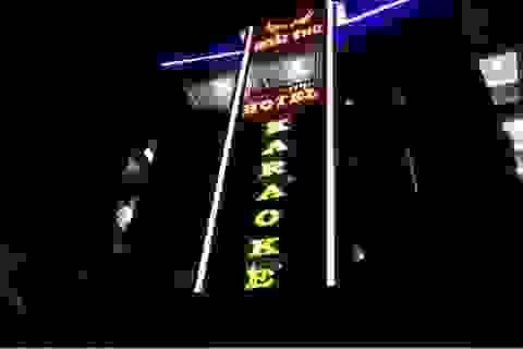 Khởi tố chủ nhà nghỉ, karaoke hoạt động mại dâm gây nhức nhối