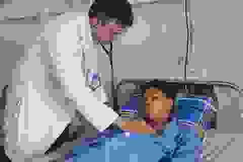Nam thanh niên bị nhồi máu cơ tim cấp sau khi uống bia
