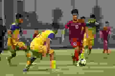 Martin Lo bất ngờ bị loại khỏi danh sách U22 Việt Nam dự SEA Games 30