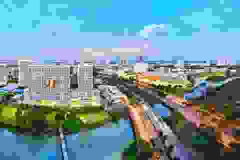"""Bất động sản Nam Sài Gòn """"hút"""" giới thượng lưu"""
