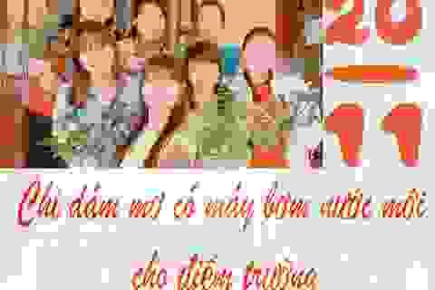 20/11 của 8 cô giáo trẻ đứng lớp không lương: Chỉ dám mơ có máy bơm nước