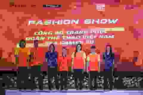 Rầm rộ công bố Trang phục tham dự SeaGames 30 của Đoàn thể thao Việt Nam