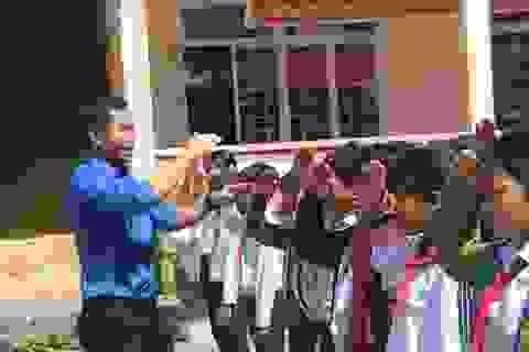 Người thầy nặng lòng với giáo dục vùng cao