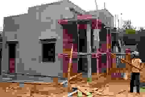Sửa quy định, cấp bù chênh lệch lãi suất cho vay hỗ trợ hộ nghèo về nhà ở