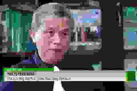 Ý kiến đánh giá của PGS.TS Trần Đáng về sản phẩm GHV KSOL