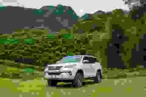 Người tiêu dùng được hưởng lợi lớn khi mua ô tô Toyota dịp cuối năm