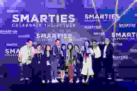 Lifebuoy đoạt loạt giải thưởng lĩnh vực marketing tại Smarties Vietnam 2019