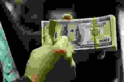 Mua bán dưới 1.000 USD tại tiệm vàng bị phạt cảnh cáo