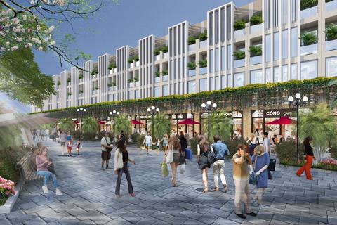 Không gian sống xanh tạo lợi thế cạnh tranh cho các dự án bất động sản