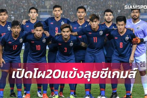 U22 Thái Lan chốt danh sách dự SEA Games: Bổ sung 4 ngôi sao sáng