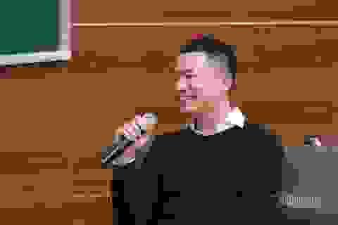 Nguyễn Hà Đông chưa nghỉ hưu, vẫn sẽ tiếp tục làm game di động