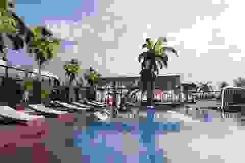 """Không gian như """"thiên đường nghỉ dưỡng"""" Bali của tổ hợp """"Wellness & Fresh"""" resort đầu tiên tại quận 7, TP. HCM"""