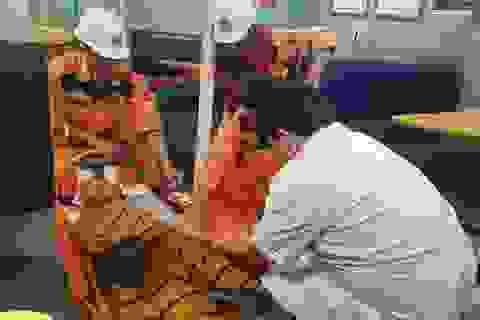 Cấp cứu thuyền viên bị chấn thương sọ não khi hành nghề trên biển