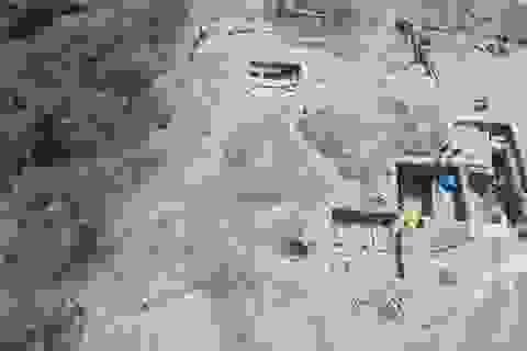 Bí ẩn ngôi đền cự thạch 3.000 năm tuổi thờ thần nước ở Peru