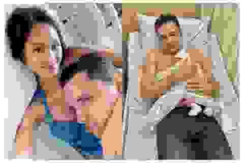 Siêu mẫu Phương Mai đã sinh con cho chồng Tây