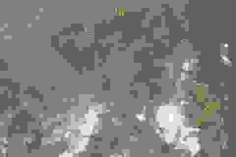 Xuất hiện vùng áp thấp tại Biển Đông