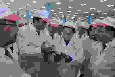 Chủ tịch Quốc hội: Khu Công nghệ cao Hòa Lạc phải là trung tâm đào tạo nguồn nhân lực công nghệ bậc cao