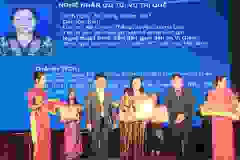 """Nghệ An: Tổ chức Lễ trao tặng danh hiệu """"Nghệ nhân ưu tú"""" cho 26 cá nhân"""