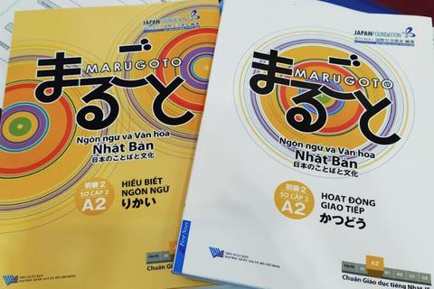 Bộ giáo trình tiếng Nhật của First News được giảng dạy tại 40 trường