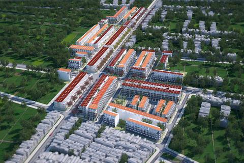 """Cơ hội đầu tư """"vàng"""" Highway City Bắc Ninh"""