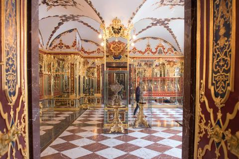 Vụ trộm chấn động thế giới: Kho báu trị giá 1,1 tỷ USD bị trộm từ bảo tàng nước Đức