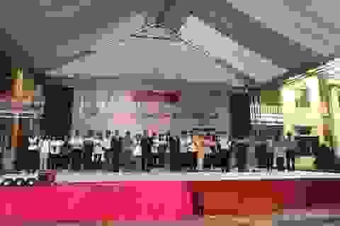 2.000 chiếc mũ bảo hiểm Honda được trao đến tay học sinh tỉnh Thanh Hóa