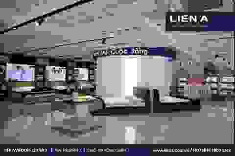 Liên Á sáng tạo trải nghiệm mới với Flagship store tại con đường nệm